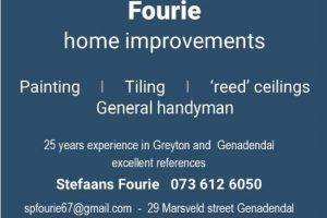 Fourie Home Improvements